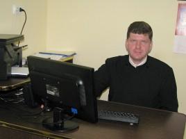 Secretar Preot Lucian Gabriel Badale