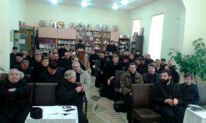 Şedința lunară a preoților din Protopopiatul Beclean