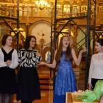 Recital de canto la Beclean