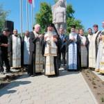 Monumentul Ţăranului Român, sfinţit la Zoreni