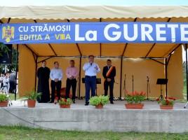 """Sărbătoare locală la Ţagu """"Cu stramoşii la Gureţe"""""""