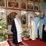 Paraclisul Maicii Domnului la Parohia Corvinești, Bistrița Năsăud