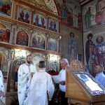 Pr. Benedict Vesa la Corvineşti