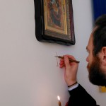 Zi de comuniune și sfințire în Parohia Corvinești