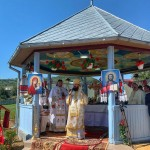 Lucrările efectuate la Biserica din Dumbrăveni