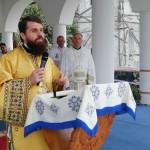 Hramul Mănăstirii Dobric sărbătorit în prezența Episcopului-vicar Benedict Bistrițeanul