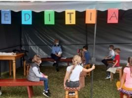 Tabără de vară tradițională și online, în Parohia Miceștii de Câmpie