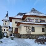 Mitropolitul Clujului a binecuvântat obștea Mănăstirii Nușeni și a rasoforit un viețuitor