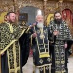 Mitropolitul Clujului a săvârșit Liturghia Darurilor mai înainte sfințite la Mănăstirea Dobric