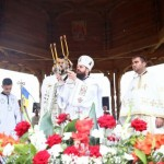 Mănăstirea Nușeni și-a sărbătorit ocrotitorul, pe Sfântul Proroc Ilie Tesviteanul