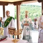 Mănăstirea Pantocrator din Beclean, singura din țară închinată Sfântului Paisie Aghioritul