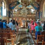 Tabara de vara - prietenia din tinda Bisericii